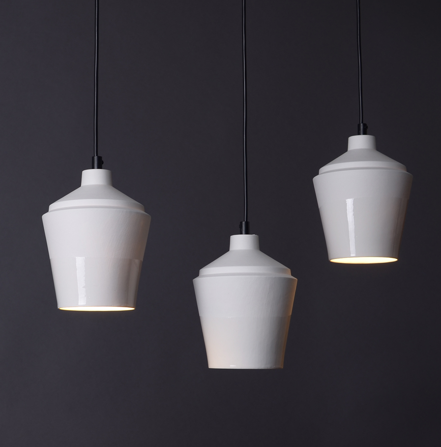 Notos small pendant lamp by Fenna Oosterhoff