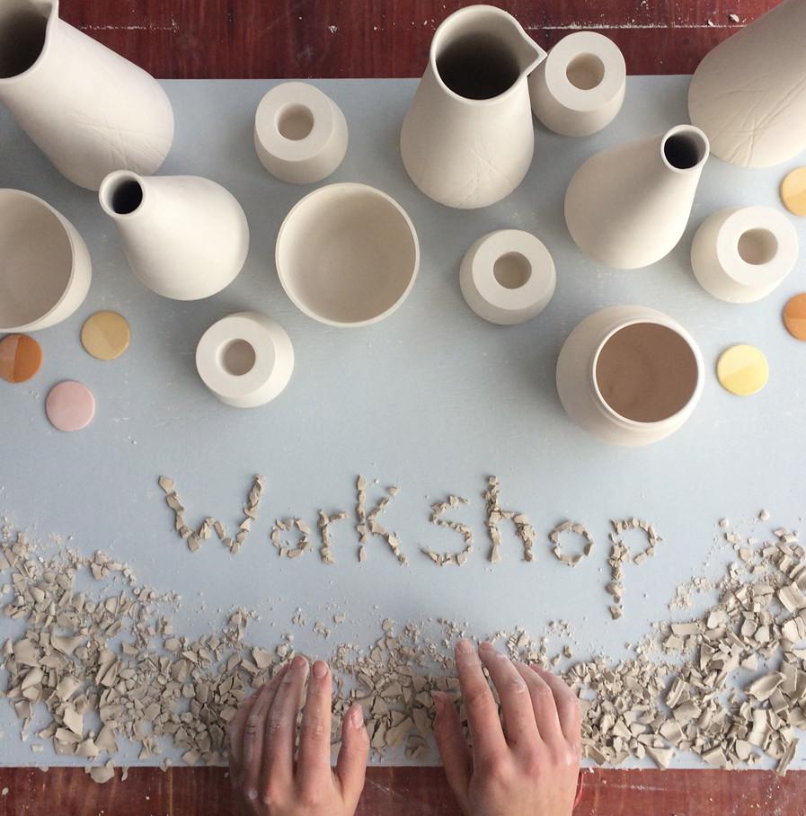 follow a workshop at Fenna Oosterhoff
