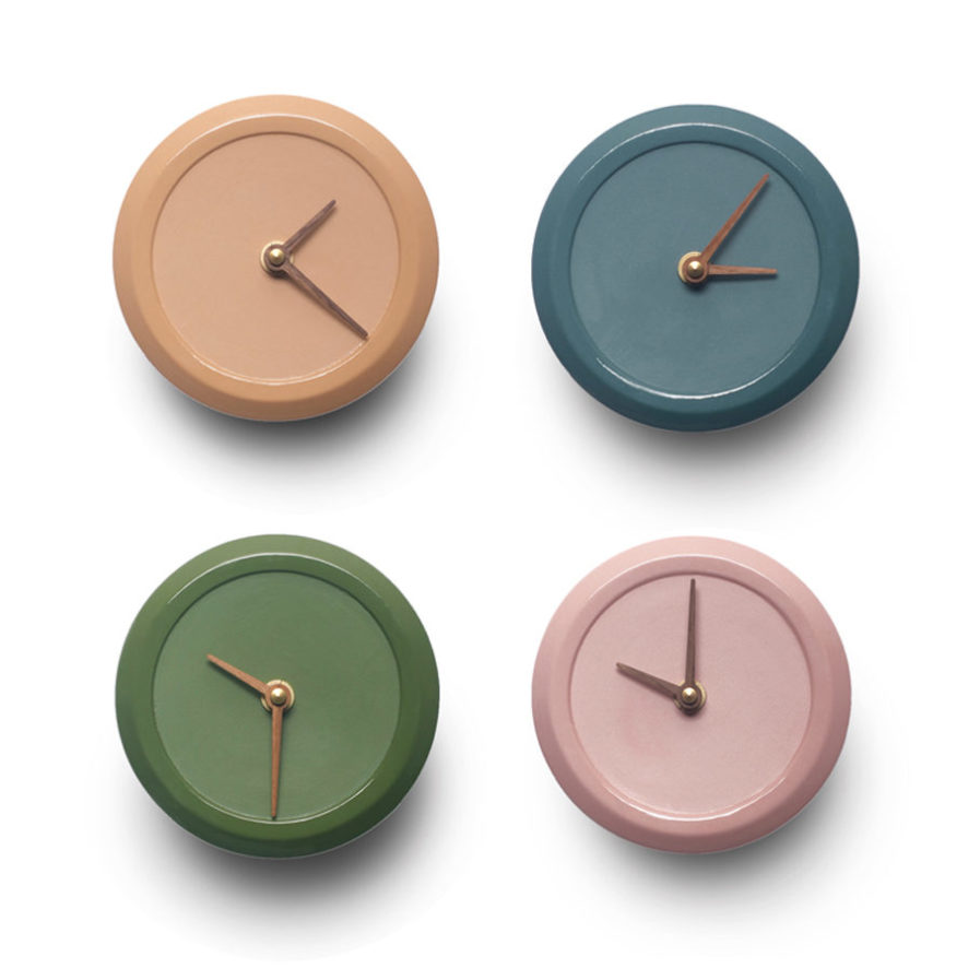 Wall Clock Aura, Suspense Wall Collection