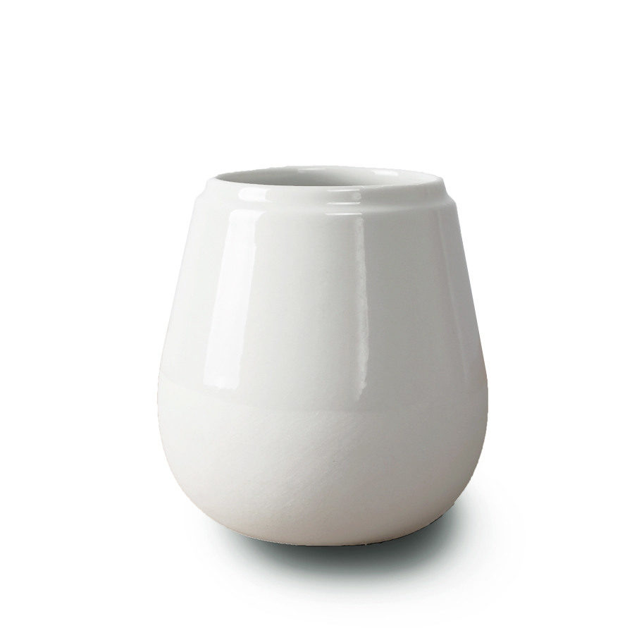 Doolittle small vase white
