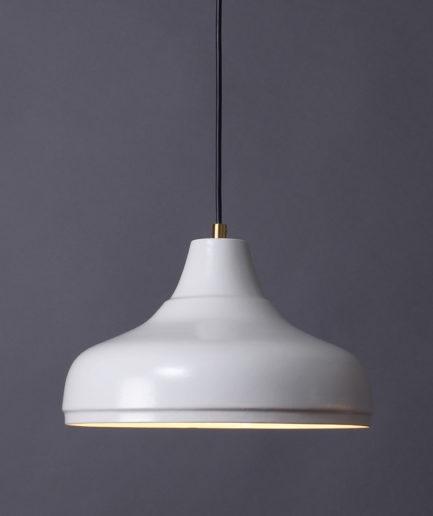 Hanglamp Aeolus Large van wit porselein