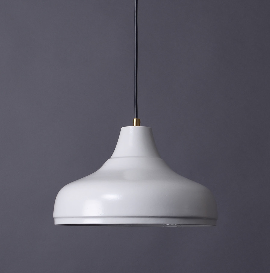 Pendant Light Aeolus Large Porcelain