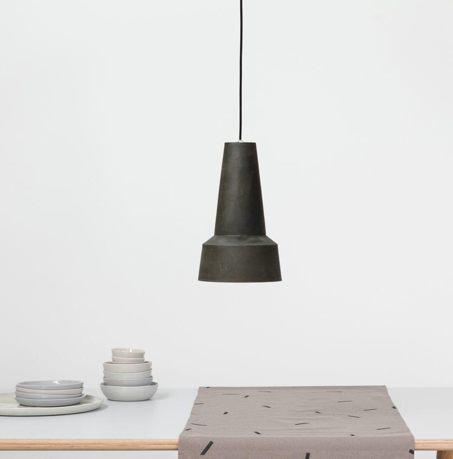 sfeerfoto van Hanglamp Solidum II