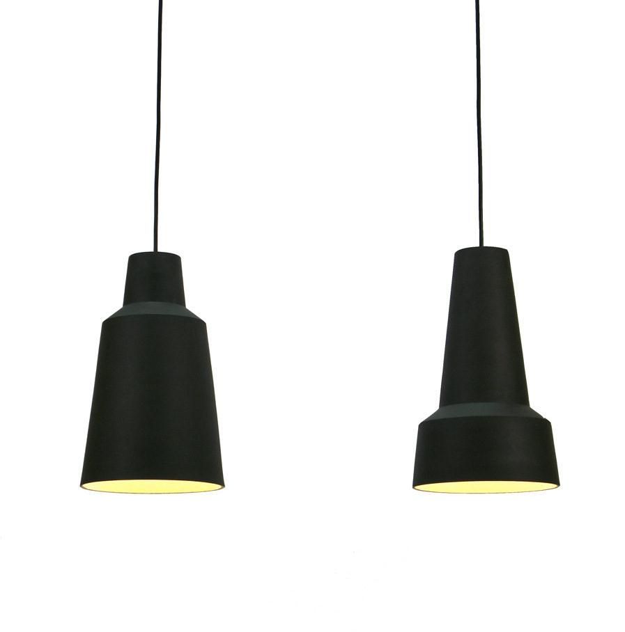 Hanglampen Solidum van steengoed