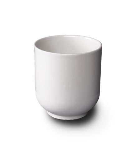 YOU FEEL ME cup, white porcelain