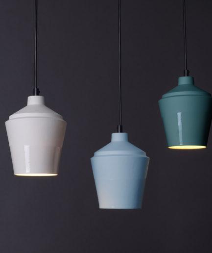 Porseleinen hanglampen Notos small